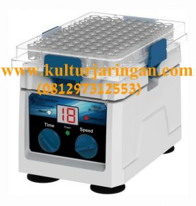 Digital microplate shaker