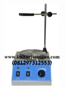 Magnetic hotplate stirrer